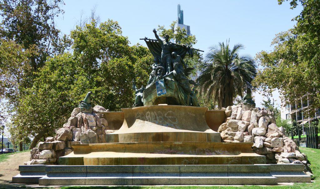 Parque Forestal Santiago