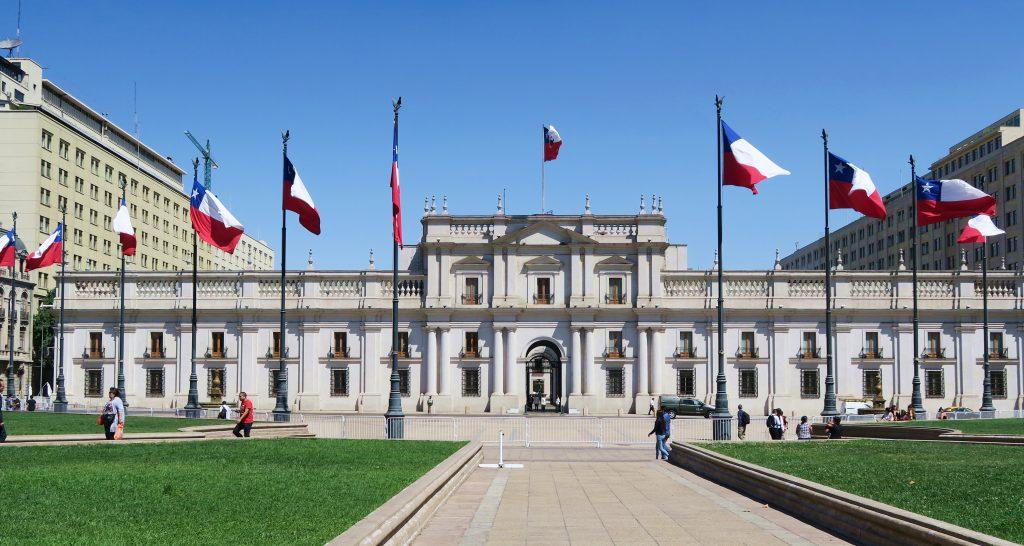 Santiago Palace La Monda
