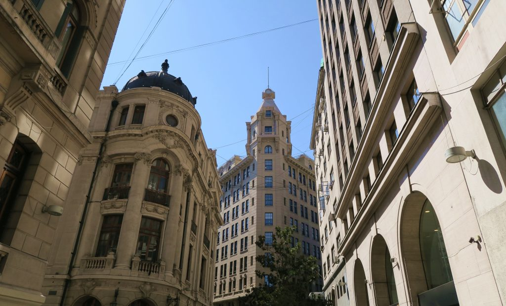 Santiago City Buildings