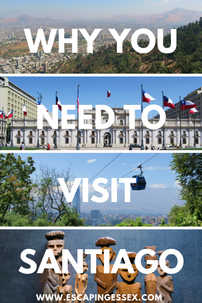 Santiago is a brilliant city and here's some reasons why you need to visit!