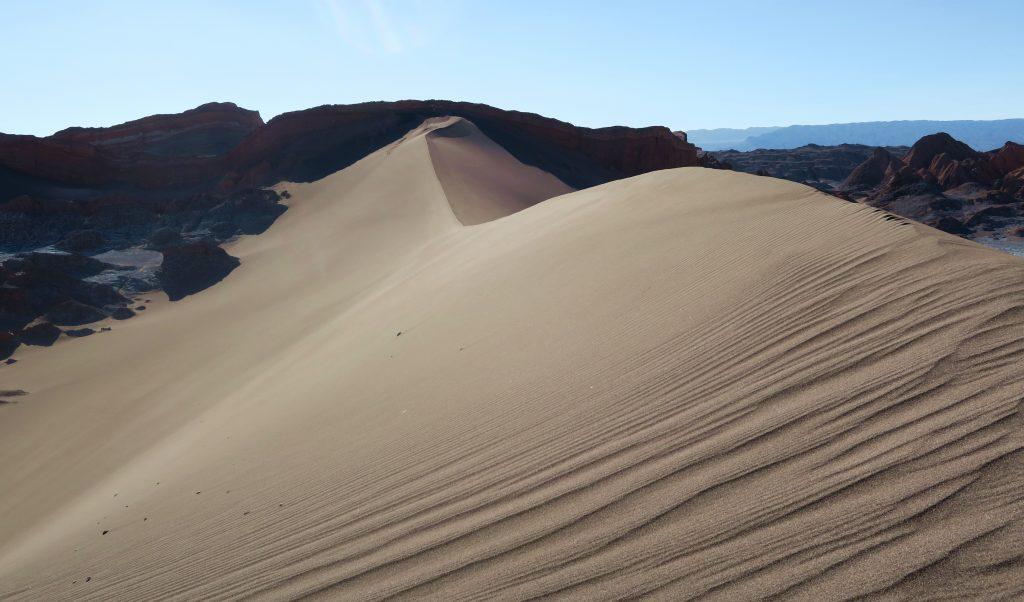 Atacama Sand Dunes