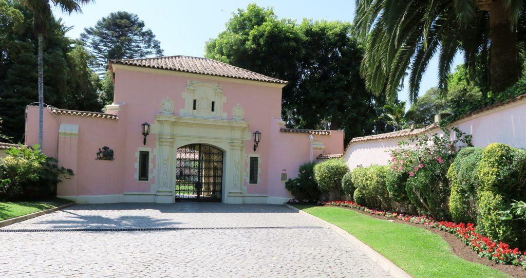 Vina Del Mar Presidential Palace