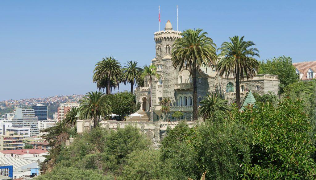 Vina Del Mar Castle