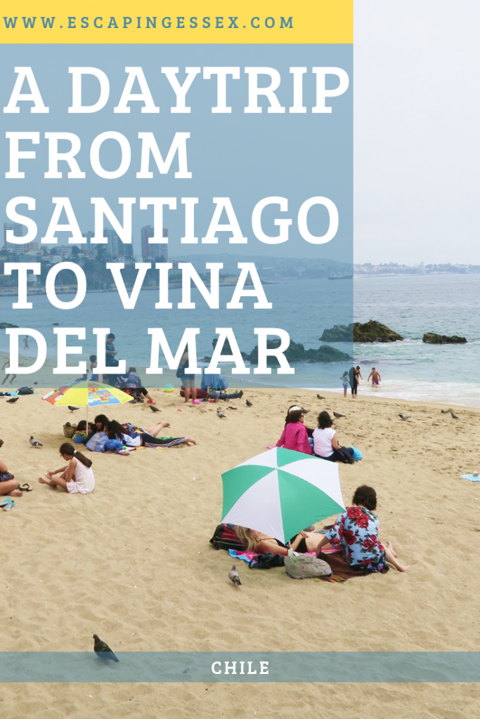 VINA DEL MAR, CHILE - While Santiago is amazing, your trip to Chile shouldn't end there. A day trip from Santiago, to Vina Del Mar is a great way to explore another area of Chile!