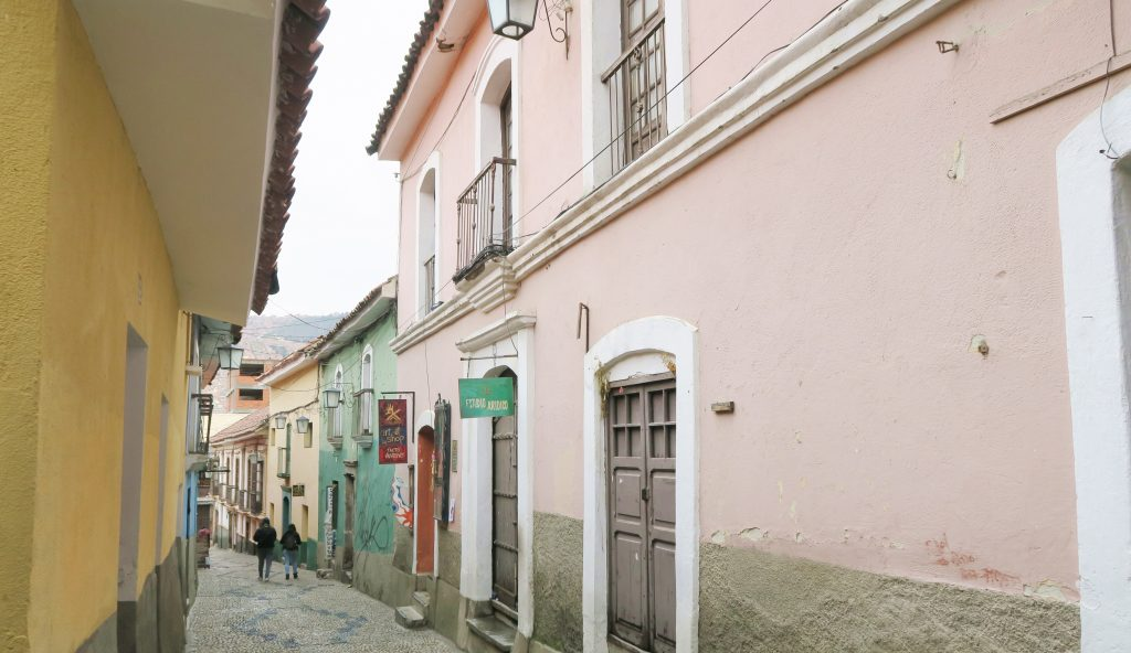 La Paz Jaen Street