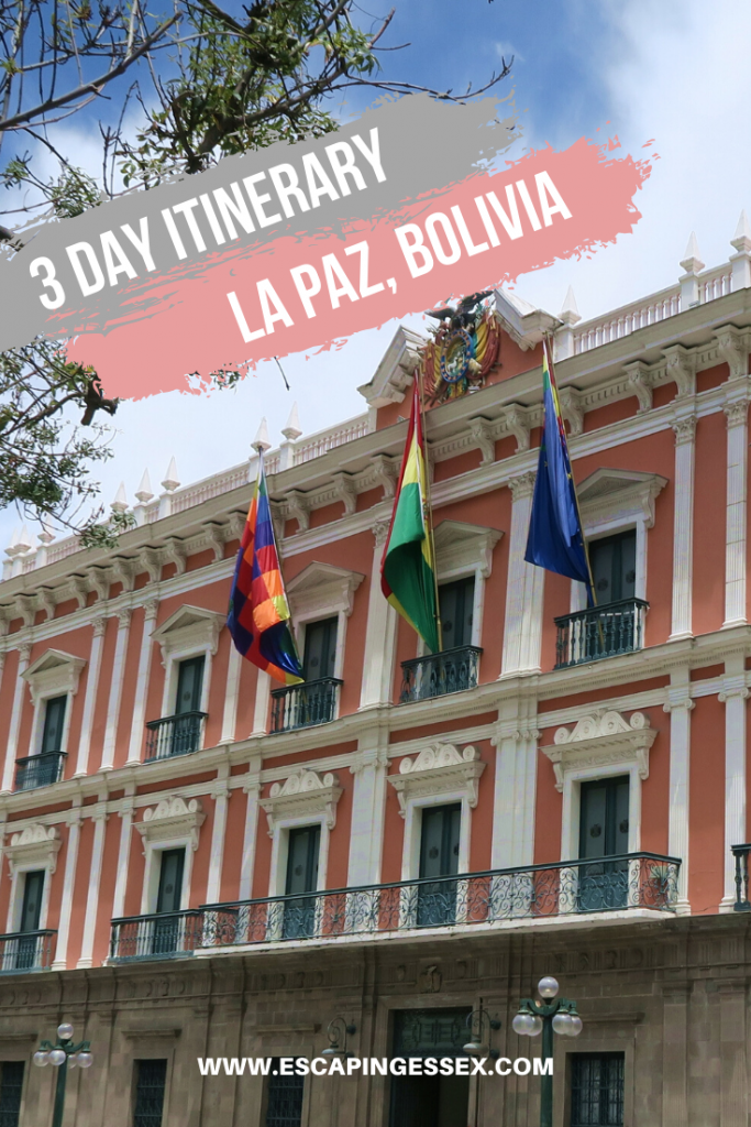 LA PAZ, BOLIVIA - A city that often gets a bad reputation but a city that I LOVED. La Paz is real, interesting, gritty and a true experience. This is how you can spend 3 days in La Paz.