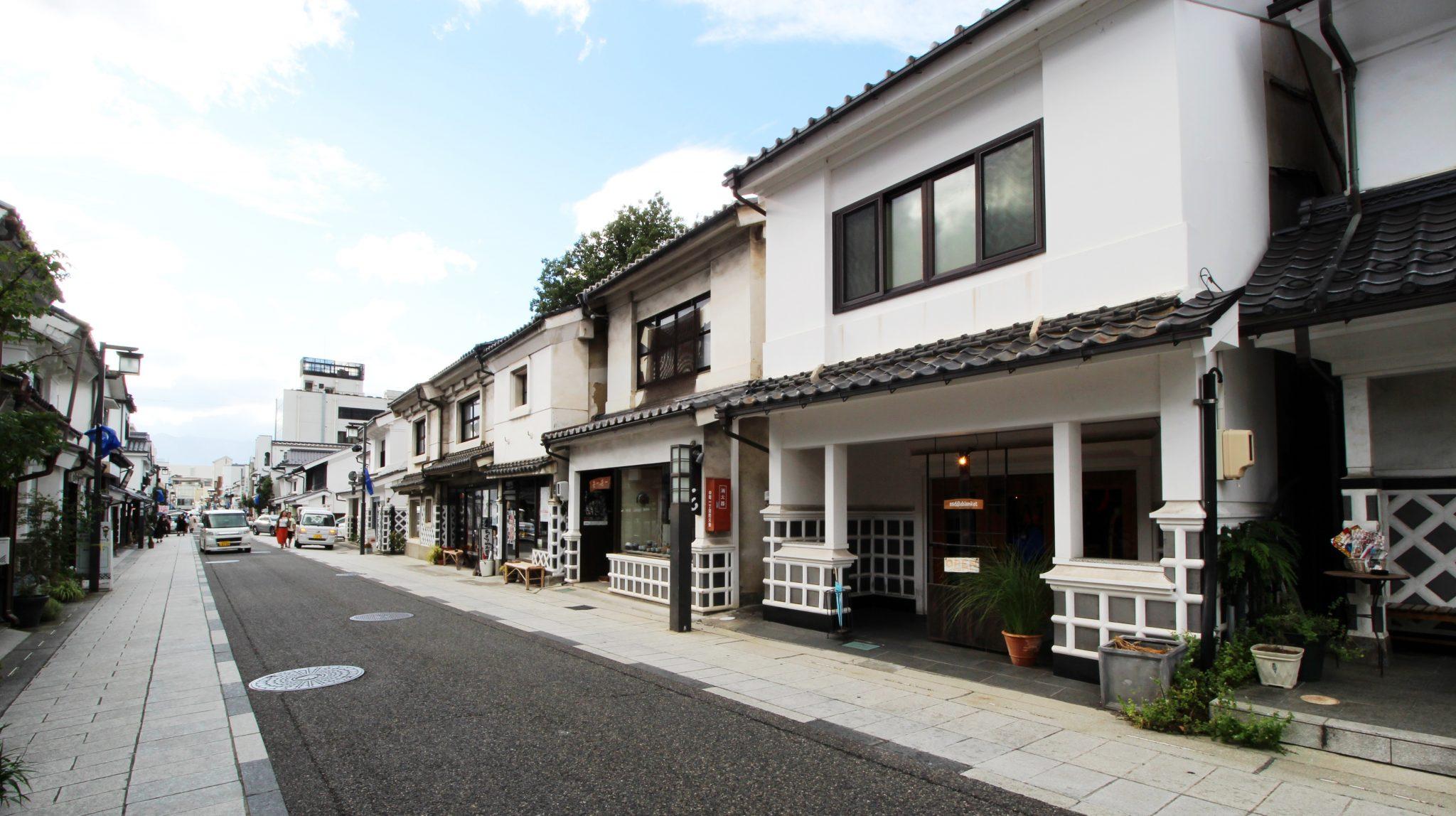 Matusumoto Shopping Streets