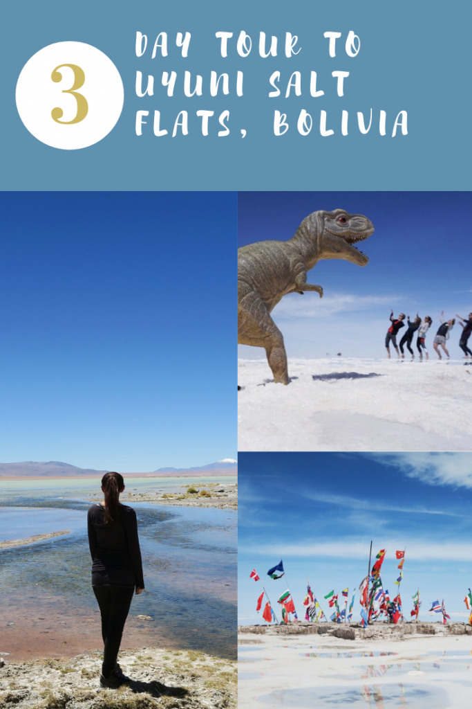 3 DAY TOUR UYUNI SALT FLATS