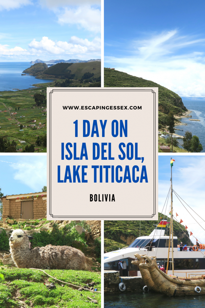 ONE DAY ON ISLA DEL SOL, BOLIVIA - Isla Del Sol is the biggest island on Lake Titicaca (the worlds highest navigable lake and South America's largest lake), with that many superlatives, it's a spot that should definitely be on your bucket list!