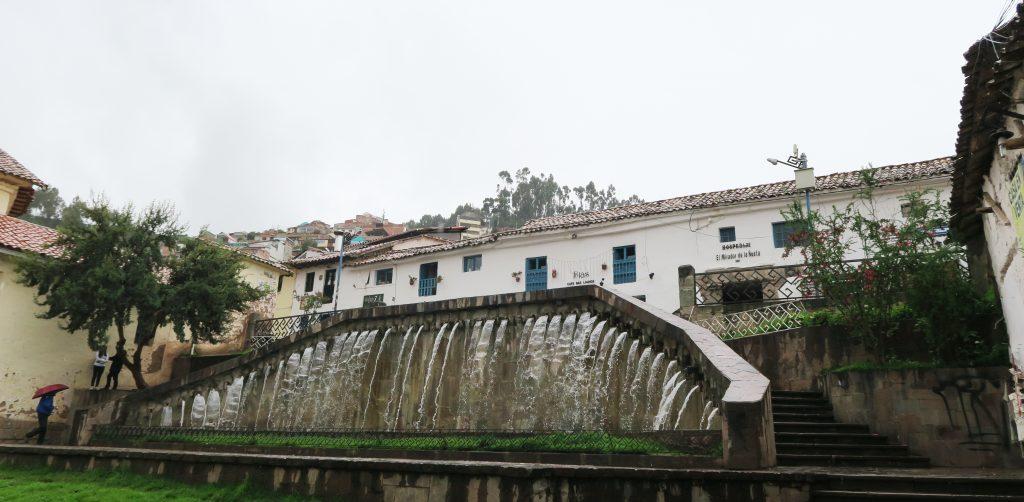San Blas Waterfall