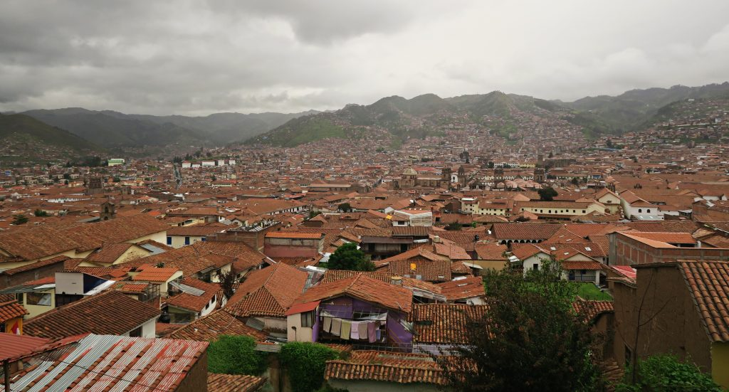 Cusco View