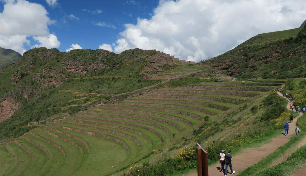 Pisac Agricultural Terraces