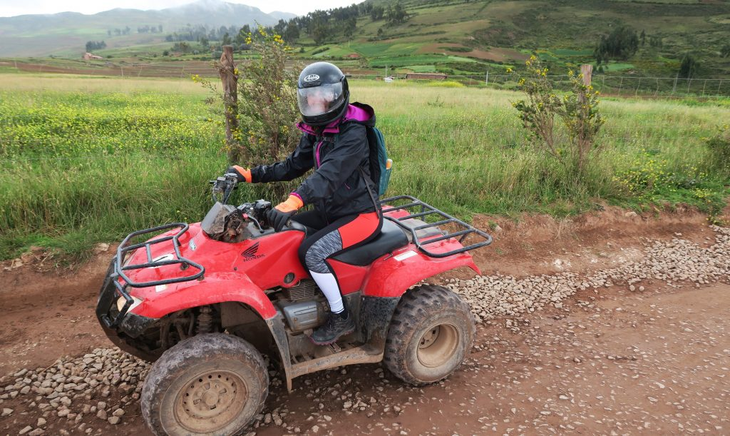 Quad Bike Cusco