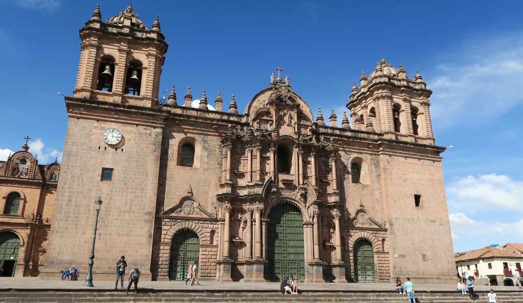Cusco Architechture