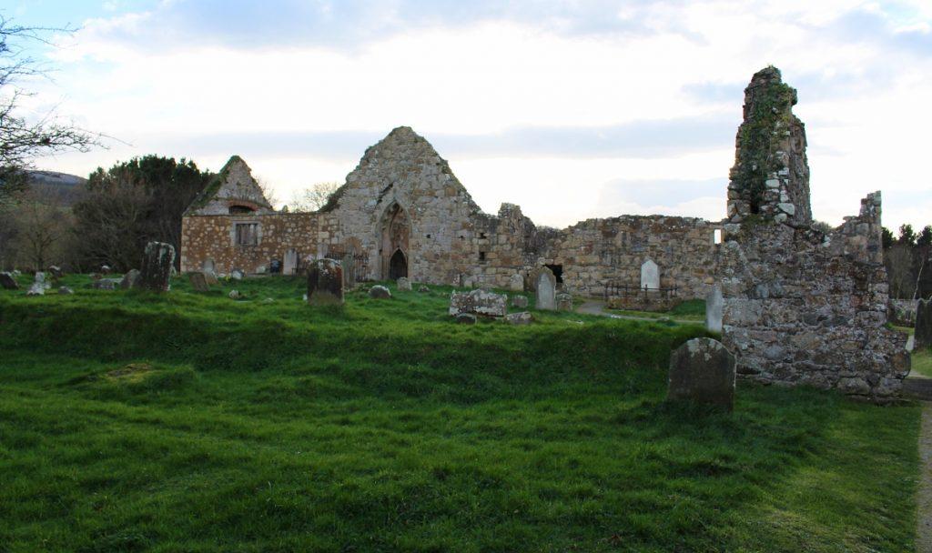 Ballycastle Ruins