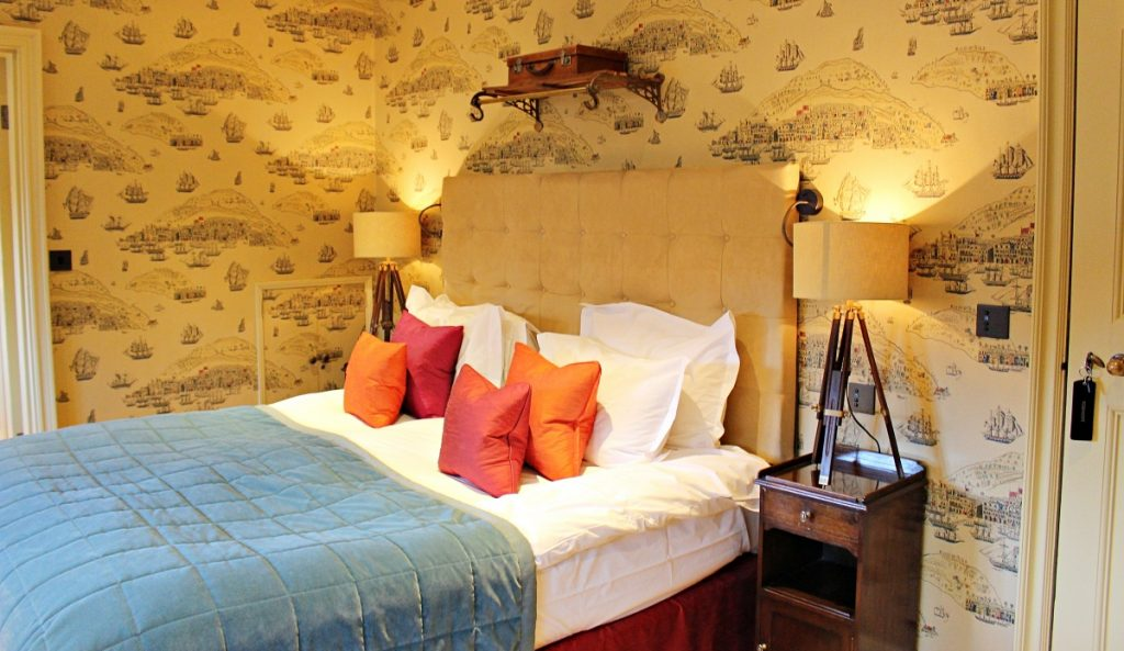 Deluxe Room at Hever Castle BnB