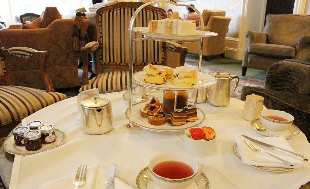 Afternoon Tea at Ashdown Park